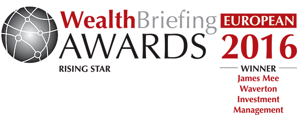 WealthBriefing European Award
