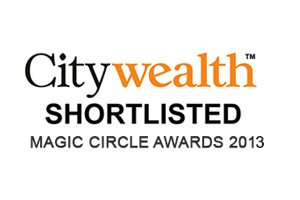Citywealth Awards