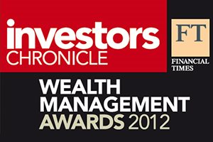 Financial Times and Investors Chronicle Wealth Management Awards