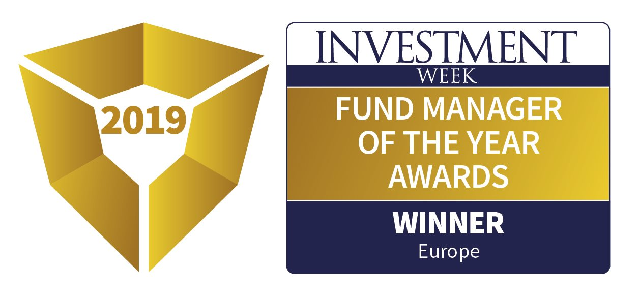 Investment Week European Fund of the Year