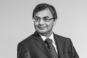 Harish Shah - Director, Head of Legal and Compliance