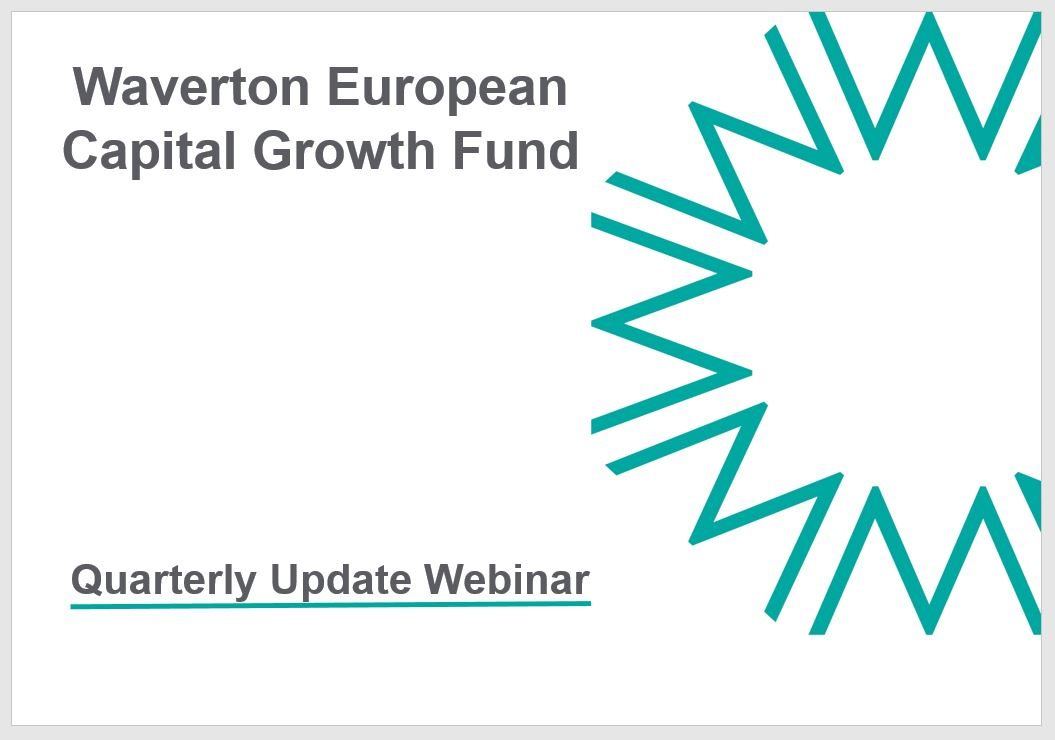 Waverton European Capital Growth Fund Webinar